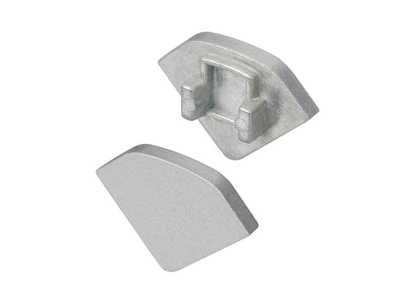 Аксессуары для алюминиевого профиля