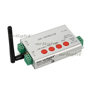 Контроллер HX-806SB (2048 pix, 12-24V, SD-card, WiFi)