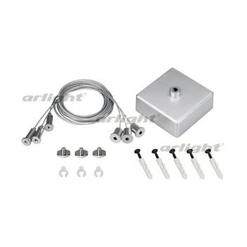 Подвес S2-LINE-3x2m Set (Silver Box, Pad 15x2mm)